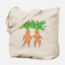 Man & Woman Mandrake - Tote Bag