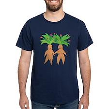 Man & Woman Mandrake - T-Shirt