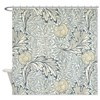 William Morris Apple Shower Curtain