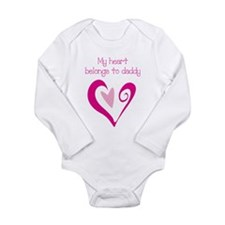 Unique Holidays Long Sleeve Infant Bodysuit