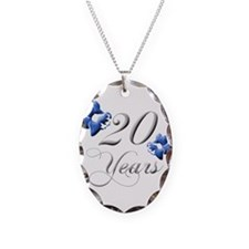 20th Wedding Anniversary Necklace