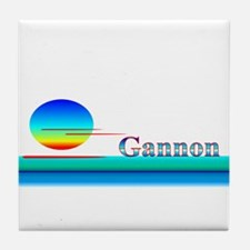 Gannon Tile Coaster