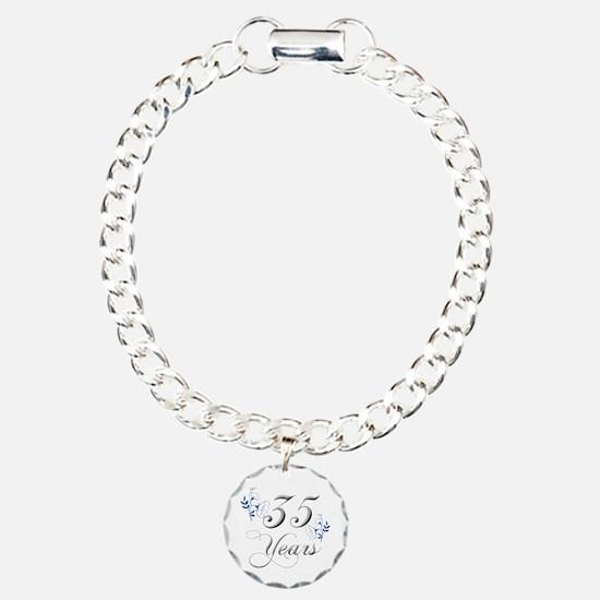 35th Wedding Anniversary Bracelet
