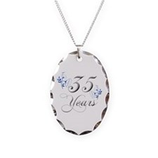 35th Wedding Anniversary Necklace