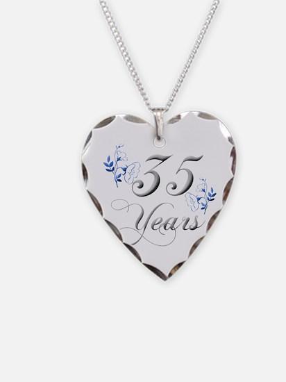 35th Wedding Anniversary Necklace
