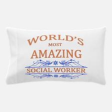 Social Worker Pillow Case