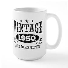Vintage 1950 Mug
