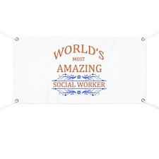 Social Worker Banner