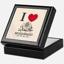 I love My Prophet Keepsake Box