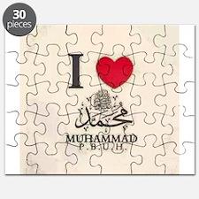 I love My Prophet Puzzle