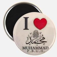 I love My Prophet Magnets