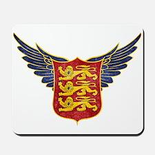 Royal Arms of England Mousepad