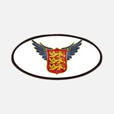 Royal Arms of England Patches