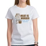 Meat is murder tasty Tops