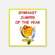 gymnast Sticker