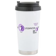 Cute Lbd Travel Mug
