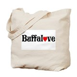 Buffalo Canvas Totes