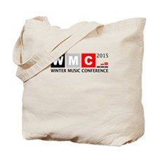 WMC 2015 Winter Music Conference Tote Bag