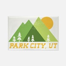 Cute Utah cities Rectangle Magnet