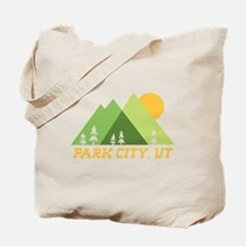 Cute City Tote Bag