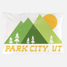 Cute Park city Pillow Case