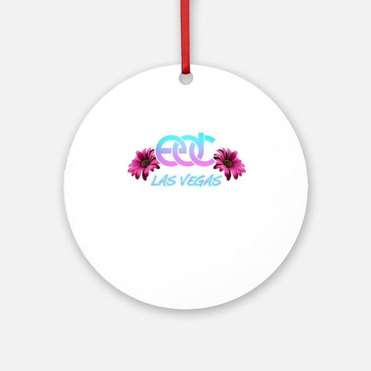 Electric Daisy Carnival Ornament (Round)