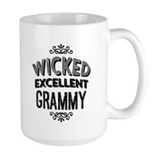 Wicked Excellent Grammy Mugs