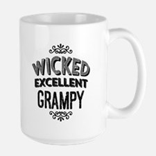 Wicked Excellent Grampy Mugs