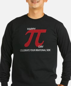 Happy Pi Day Celebrate your irrational side T