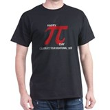 Pi day Dark T-Shirt