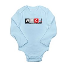 WMC 2015 Winter Music Conference Body Suit