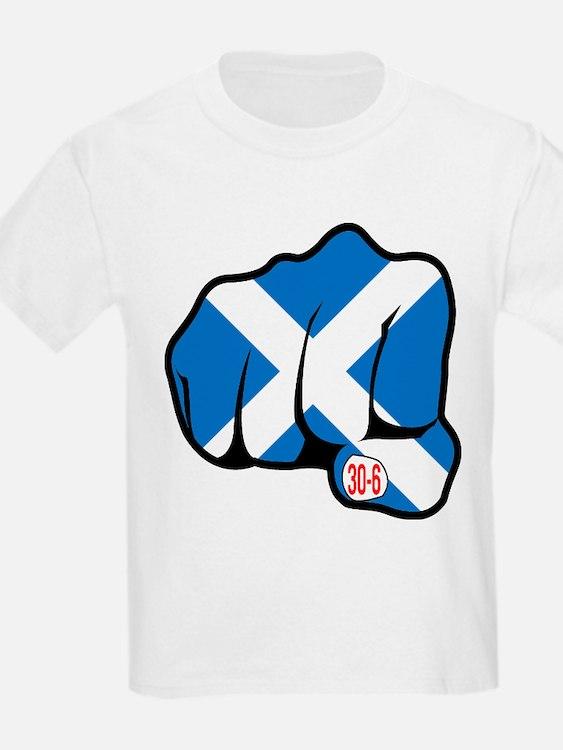 Scotland 30-6 T-Shirt