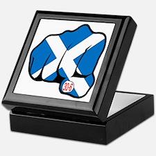 Scotland 30-6 Keepsake Box