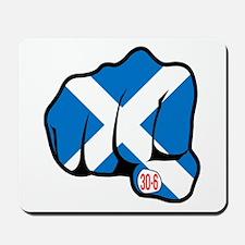 Scotland 30-6 Mousepad