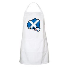 Scotland 30-6 BBQ Apron