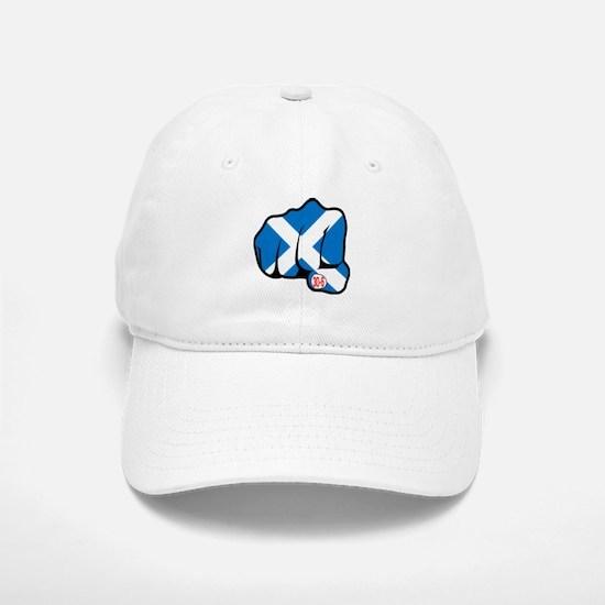 Scotland 30-6 Baseball Baseball Cap
