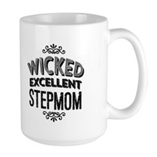 Wicked Excellent Stepmom Mug