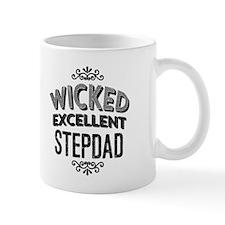 Wicked Excellent Stepdad Mug