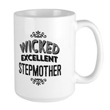 Wicked Excellent Stepmother Mug