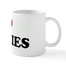 I Love BOOBIES Mug