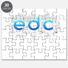 Electric Daisy Carnival Puzzle