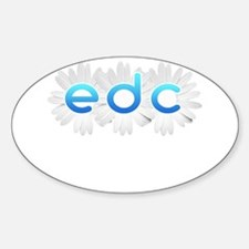 Electric Daisy Carnival Decal