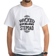 Wicked Excellent Stepdad T-Shirt