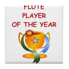 flute Tile Coaster