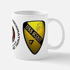 U.s.s. Scout Coffee Mug Mugs