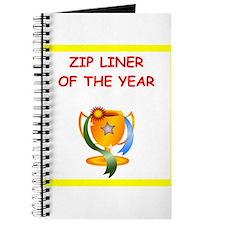 zip line Journal