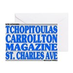 New Orleans Street Names Cards (Pk of 10)