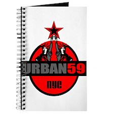 """""""Urban59 Studio NYC"""" Logo II Journal"""