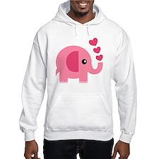 Cute Cute elephant Hoodie