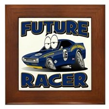 Future Racer, Kids Racing Framed Tile